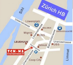 Uraniastrasse 20,   3  Stock,  8001 Zürich